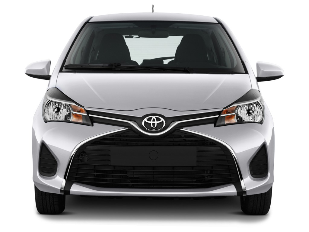 image 2017 toyota yaris 3 door le automatic natl front exterior view size 1024 x 768 type. Black Bedroom Furniture Sets. Home Design Ideas