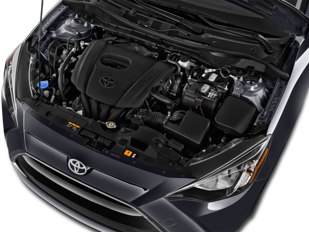 New Nissan Leaf Review >> Image: 2017 Toyota Yaris iA Automatic (Natl) Engine, size: 1024 x 768, type: gif, posted on ...