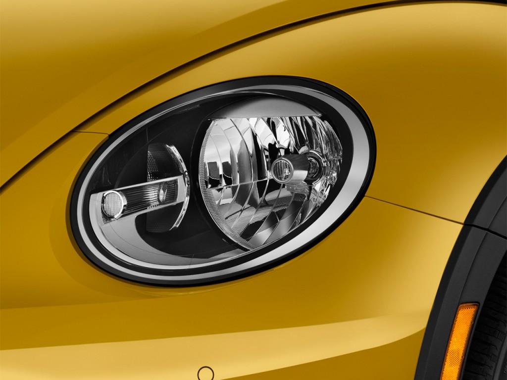 Image: 2017 Volkswagen Beetle 1.8T Dune Auto Headlight ...