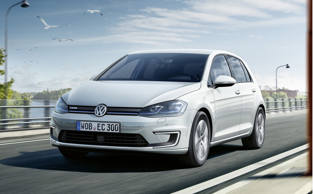 2017 Volkswagen E Golf Vw Review Ratings Specs Prices And Photos The Car Connection