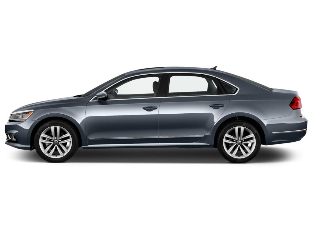 Image 2017 Volkswagen Passat V6 Sel Premium Dsg Side