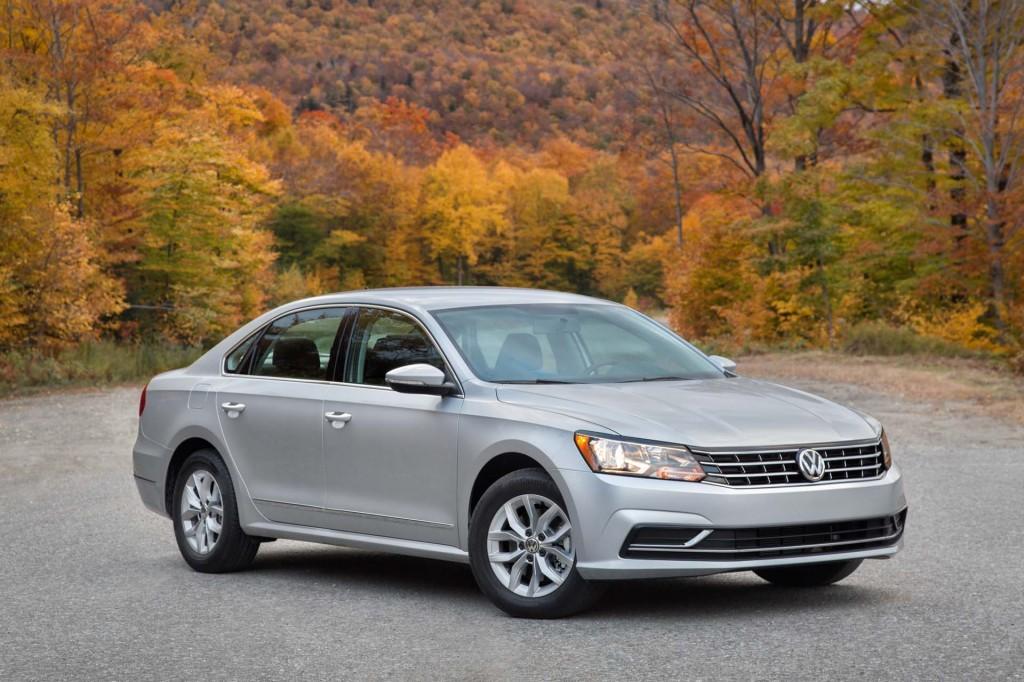 Image: 2017 Volkswagen Passat, size: 1024 x 682, type: gif ...