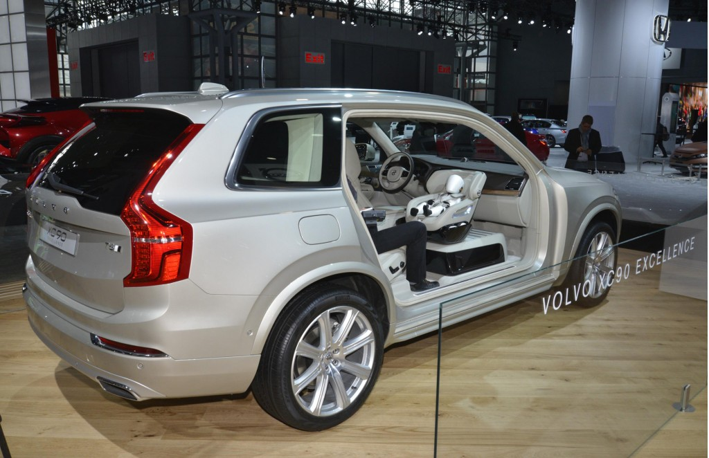 Volvo S Ultra Luxurious Xc90 Excellence Priced From 105 895