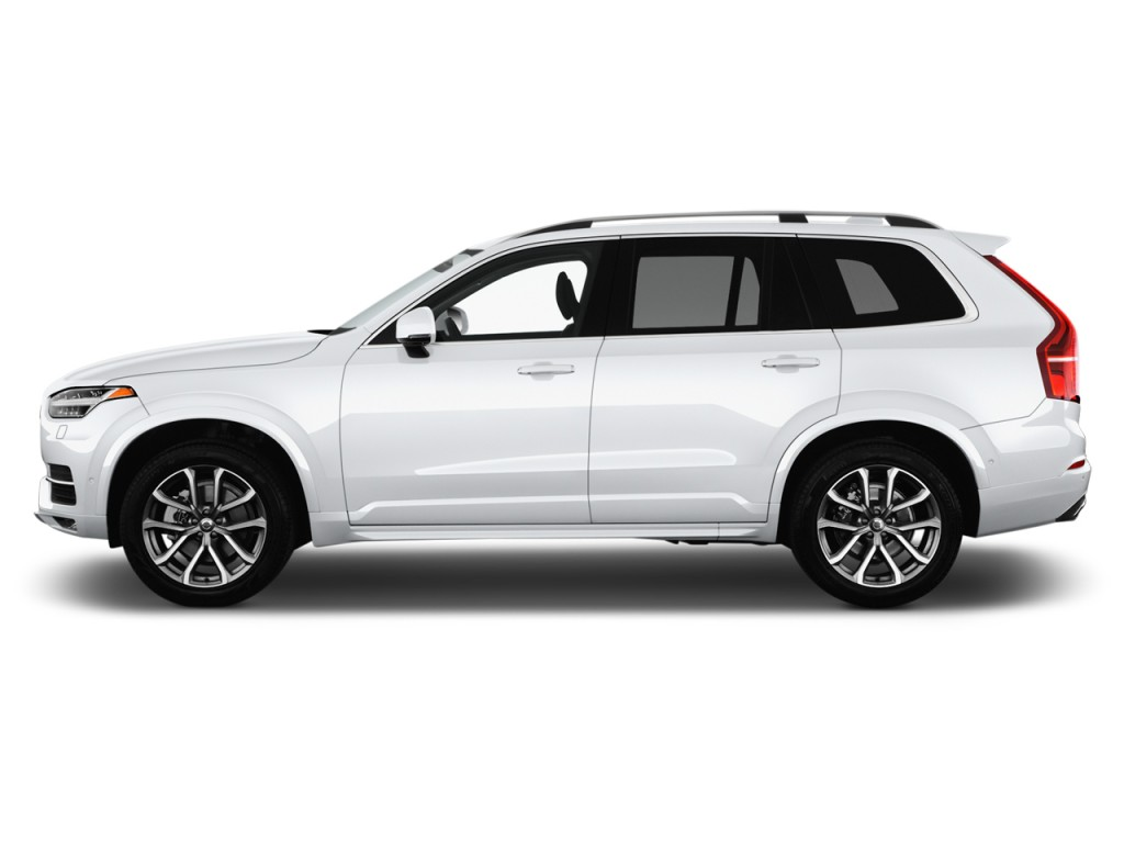 image 2017 volvo xc90 t6 awd 7 passenger momentum side exterior view size 1024 x 768 type. Black Bedroom Furniture Sets. Home Design Ideas
