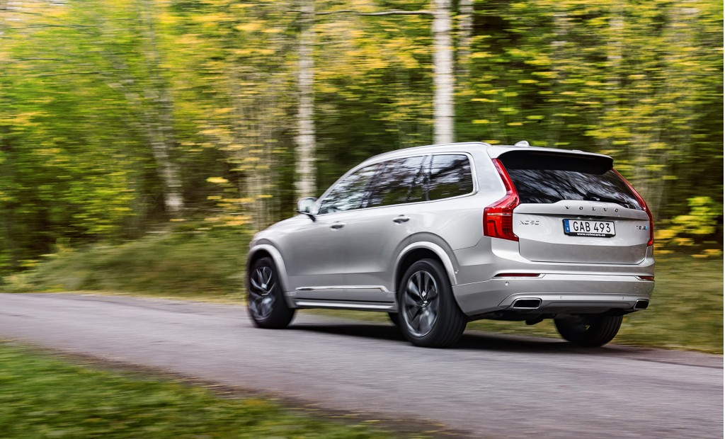 Image: 2017 Volvo XC90 T8 Twin Engine with Polestar ...