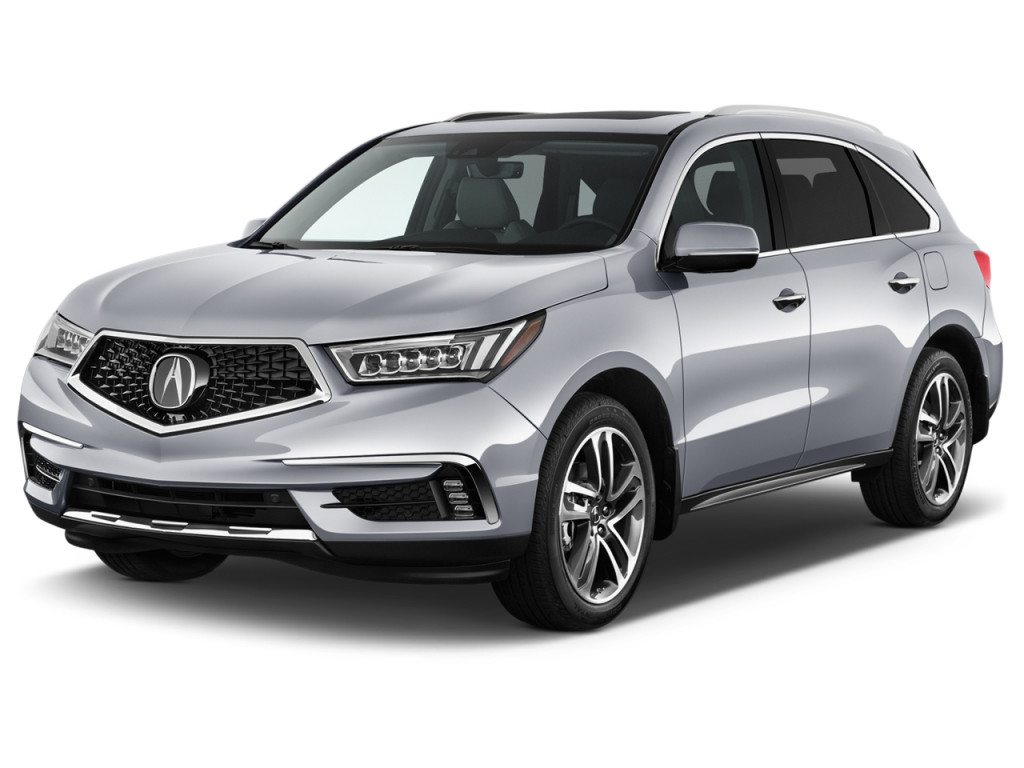 Acura MDX Review Ratings Specs Prices And Photos The - Acura suv 2014 price