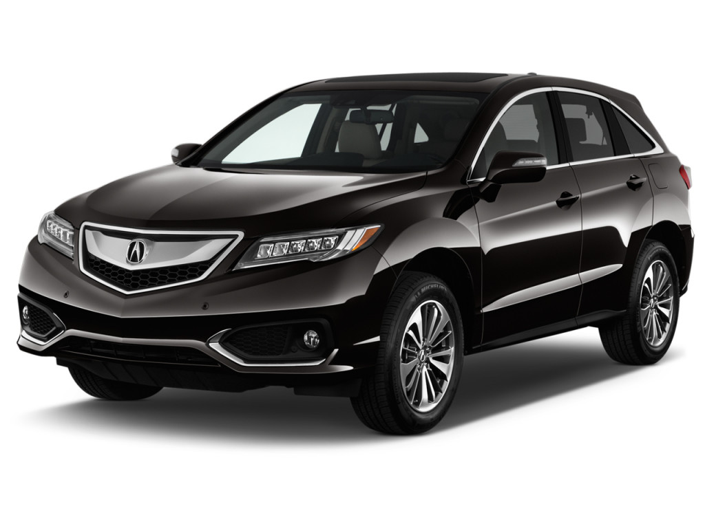 2018 Acura Rdx Review Ratings Specs Prices And Photos The Car Connection