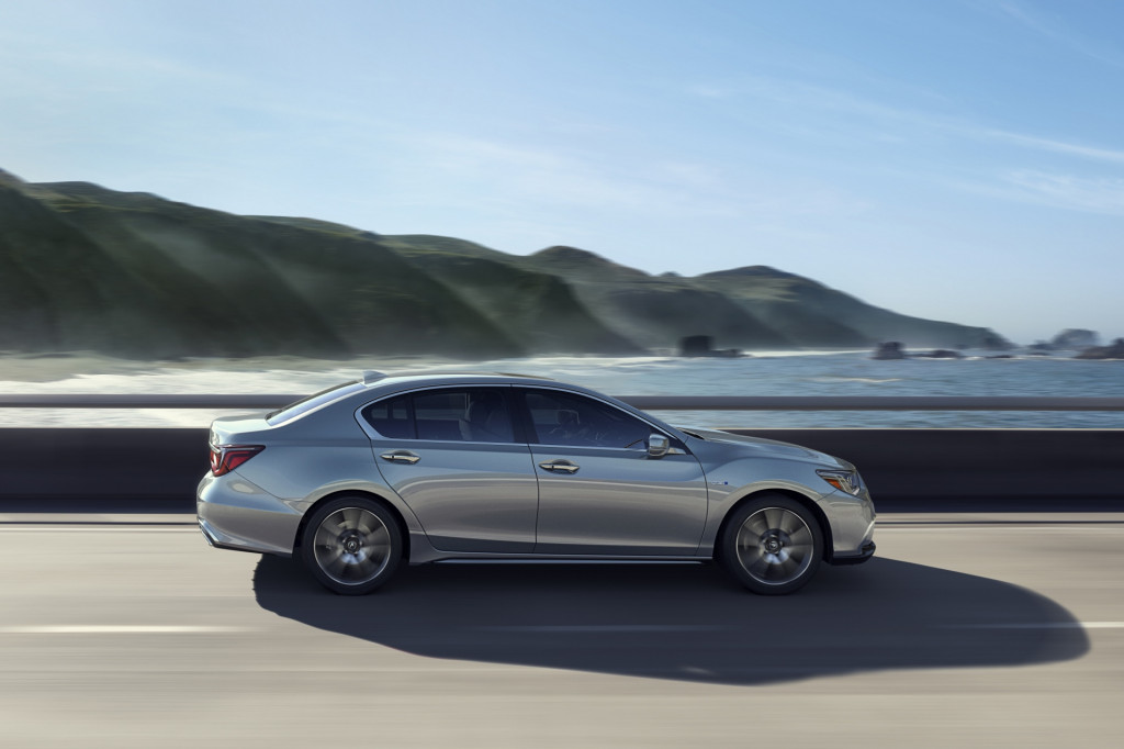 2018 Acura Rlx Review Ratings Specs Prices And Photos The Car Connection