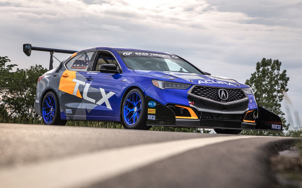 2019 Acura RDX to race at Pikes Peak