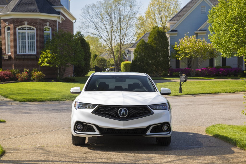 2018 Acura TLX A-Spec