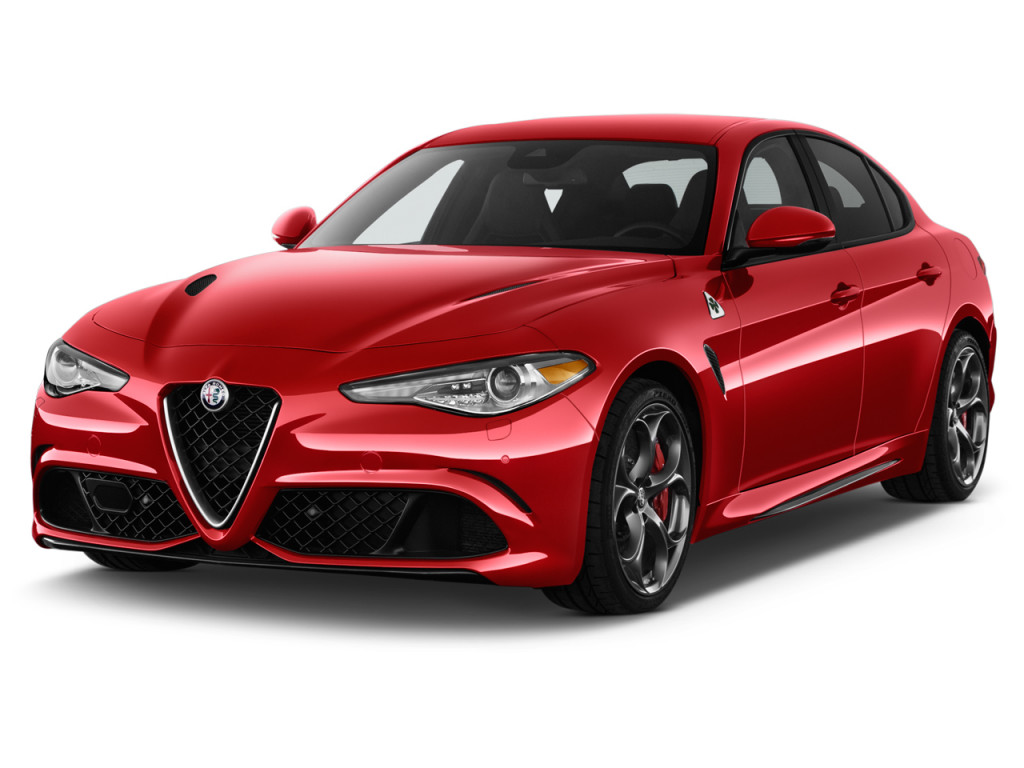 image 2018 alfa romeo giulia quadrifoglio rwd angular front exterior view size 1024 x 768. Black Bedroom Furniture Sets. Home Design Ideas