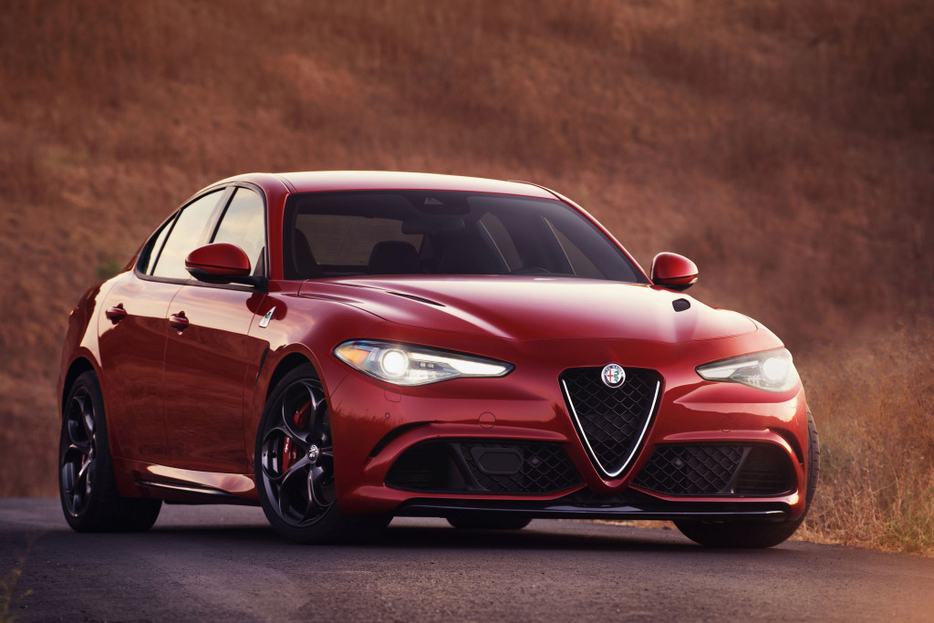 what's new for 2018: alfa romeo