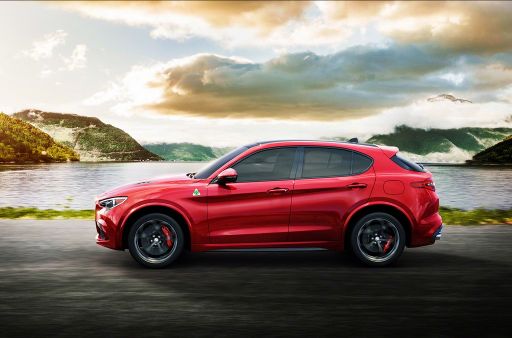 2018 Alfa Romeo Stelvio Quadrifoglio priced at $81,590