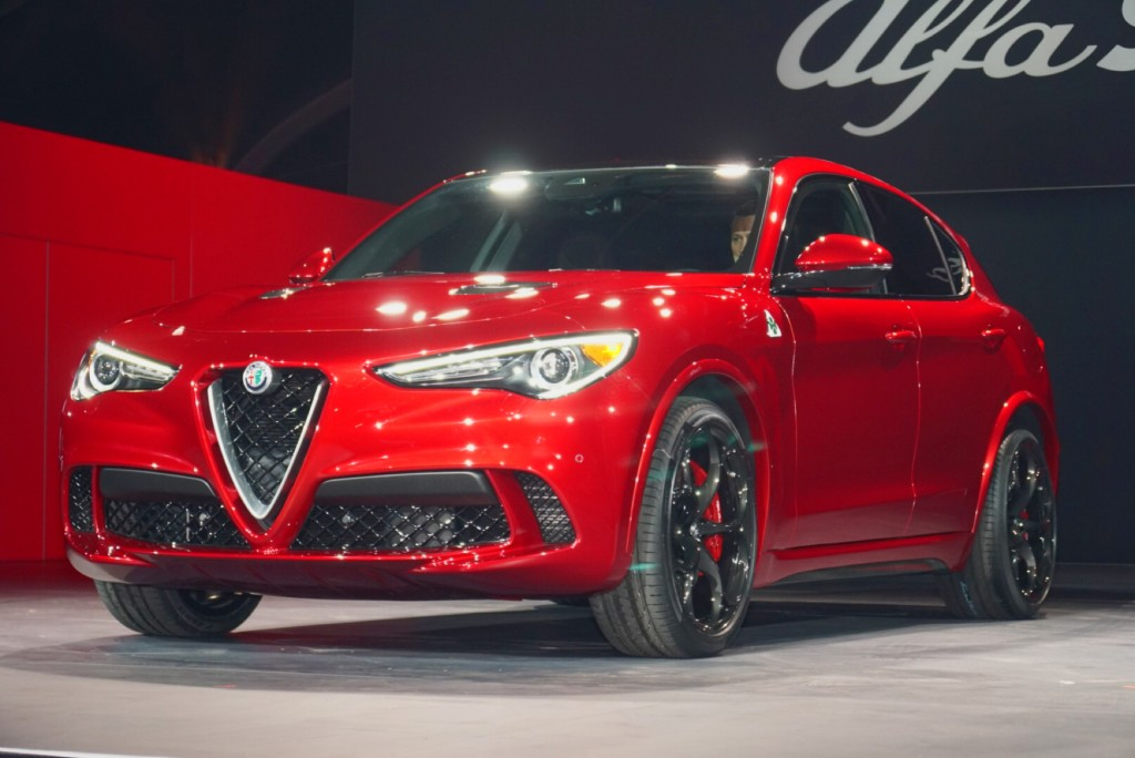 image 2018 alfa romeo stelvio quadrifoglio 2016 los angeles auto show size 1024 x 684 type. Black Bedroom Furniture Sets. Home Design Ideas
