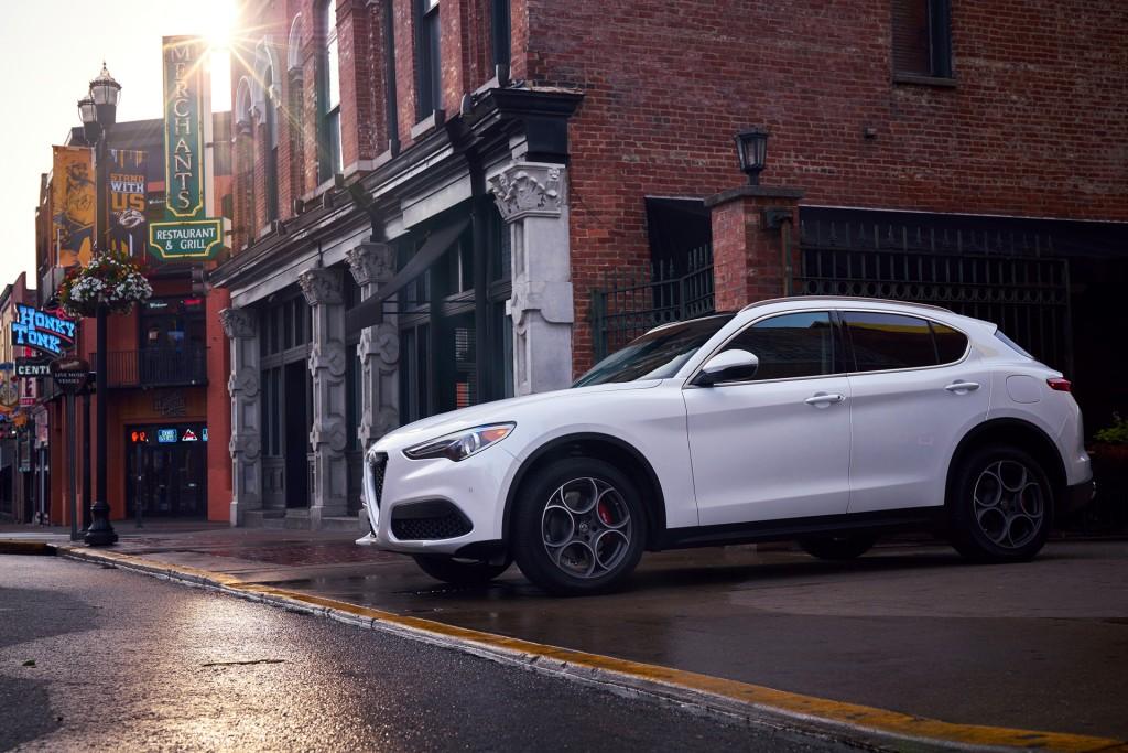 2018 Mazda CX-5 vs. 2018 Alfa Romeo Stelvio: Compare Cars