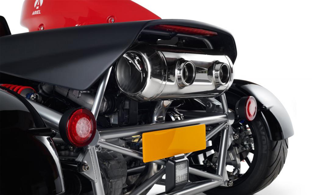 Ariel Atom 4 debuts with Honda Civic Type R power