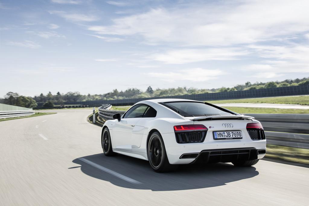 2018 Audi R8 V10 RWS