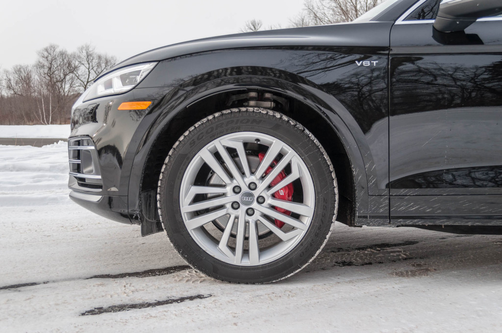 5 things you need to know about the 2018 Audi SQ5