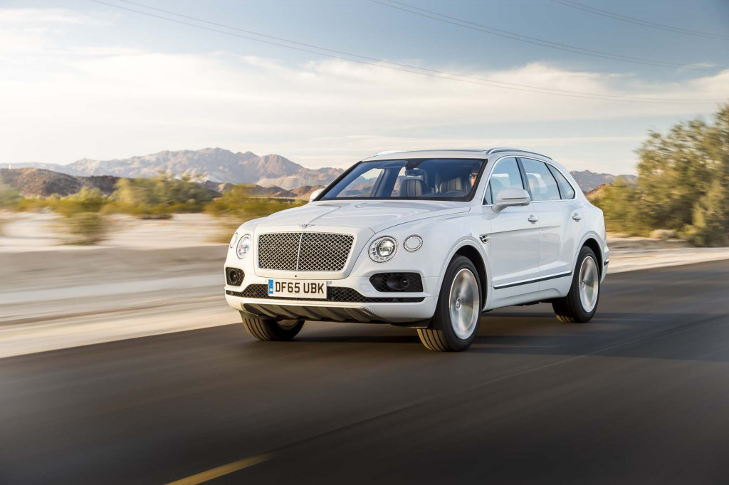 2018 Bentley Bentayga Review, Ratings, Specs, Prices, And Photos   The Car  Connection