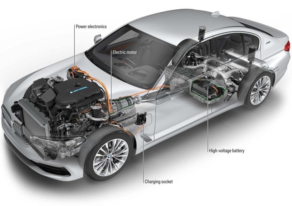 2018 BMW 530e iPerformance