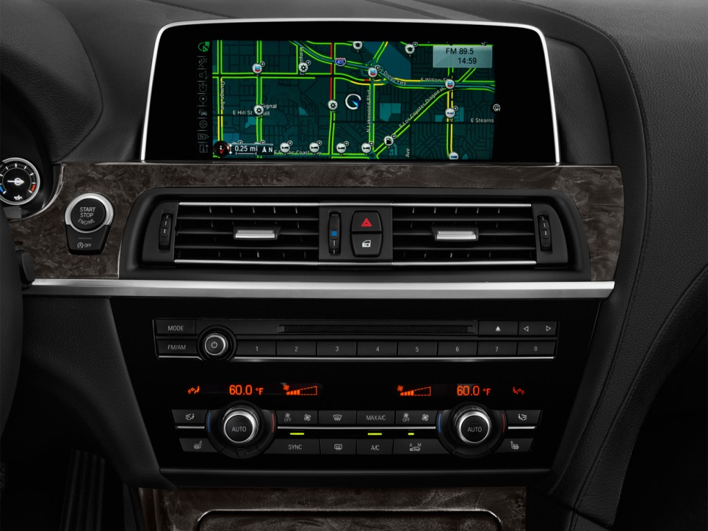 Image 2018 Bmw 6 Series 640i Convertible Audio System