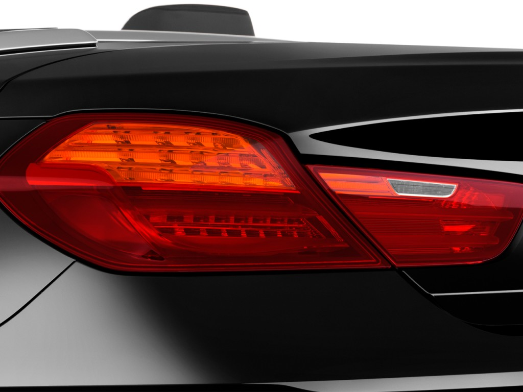 Image 2018 Bmw 6 Series 640i Convertible Tail Light Size