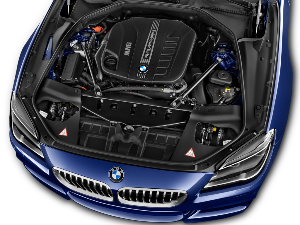 Image 2018 Bmw 6 Series 640i Gran Coupe Engine Size