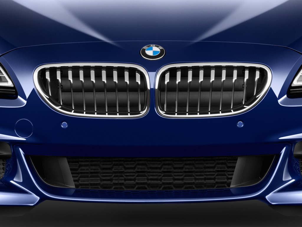 Used Bmw Z4 >> Image: 2018 BMW 6-Series 640i Gran Coupe Grille, size ...