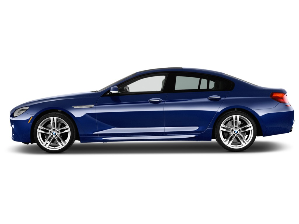 Image 2018 Bmw 6 Series 640i Gran Coupe Side Exterior