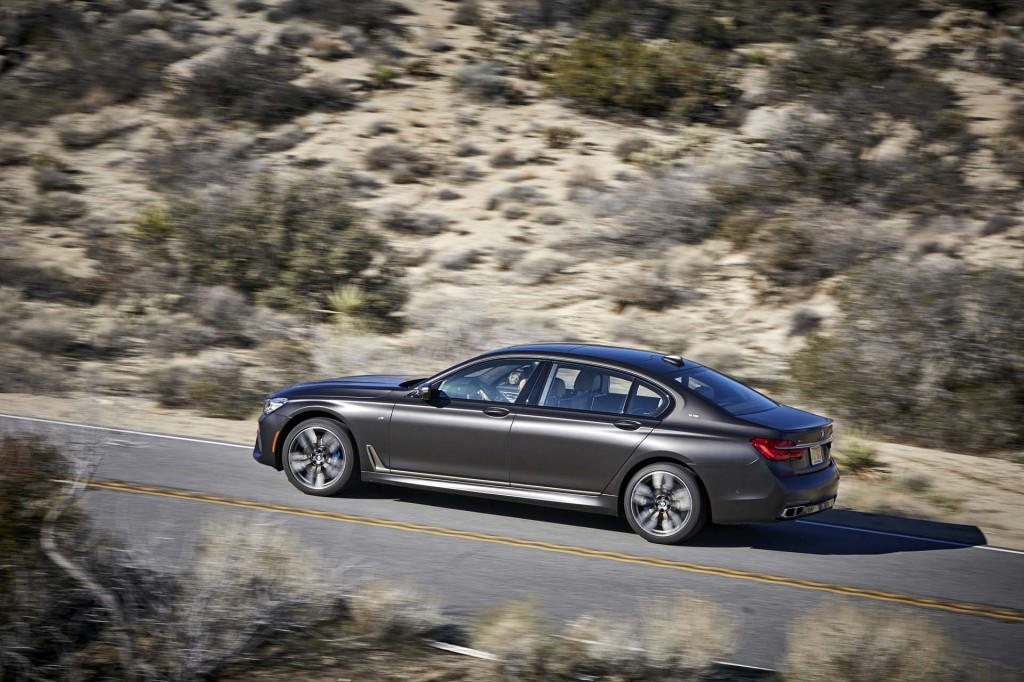 2018 Bmw 7 Series Review Ratings Specs Prices And Photos The Car Connection