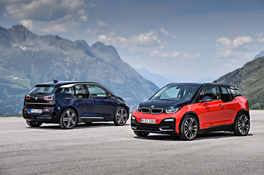 Bmw Issues Stop Sale For I3 Electric Car