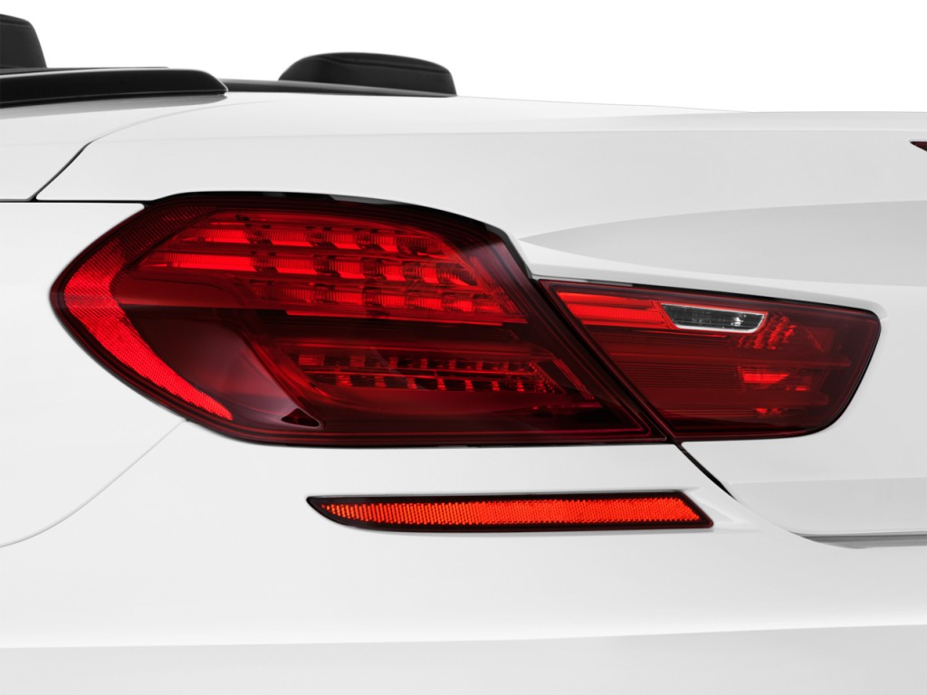 Image 2018 Bmw M6 Convertible Tail Light Size 1024 X