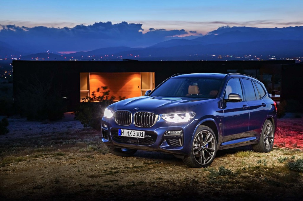 Small crossover, big price tag: 2018 BMW X3 priced from $43,445
