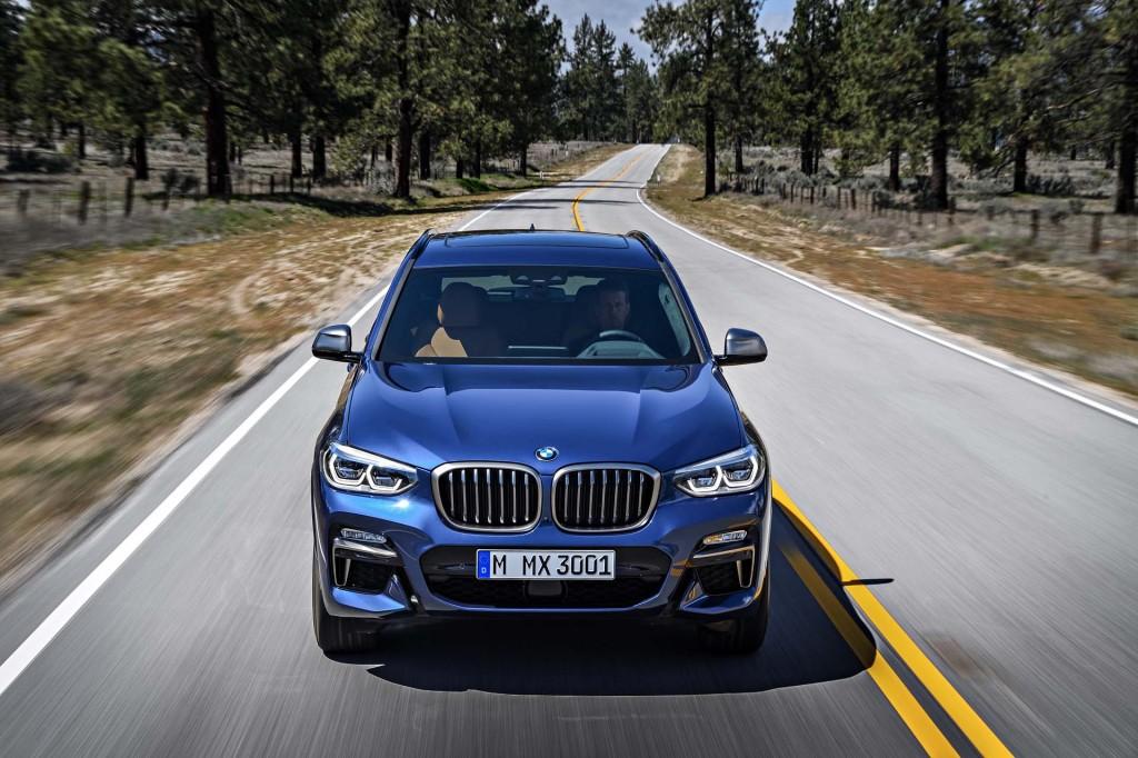 2018 BMW X3, Uber & Waymo, Godsil Manhattan V16: What's New @ The Car Connection