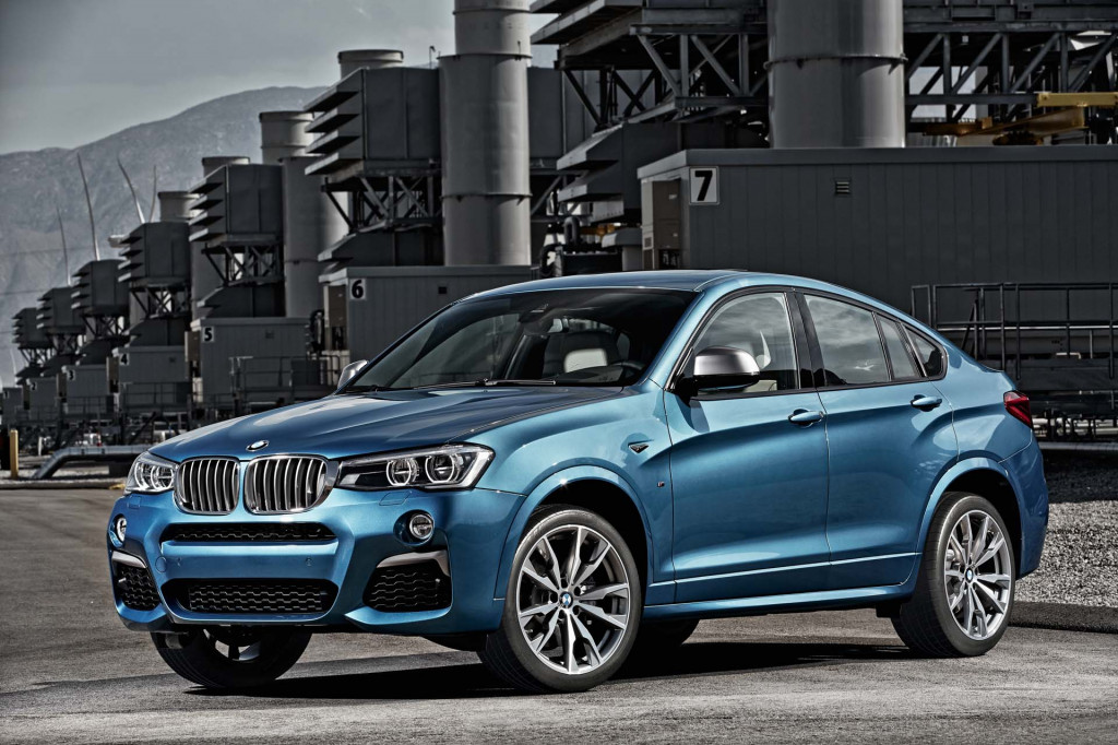 2018 BMW X4 Review Ratings Specs Prices And Photos