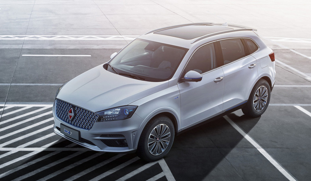borgward confirms electric suv german plant