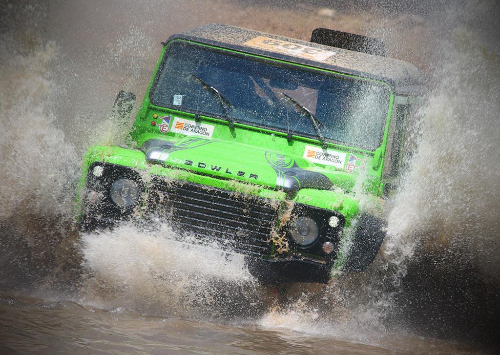 Jaguar Land Rover buys off-road racing specialist Bowler
