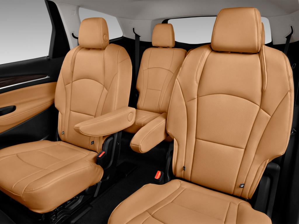 2018 Buick Enclave FWD 4-door Premium Rear Seats