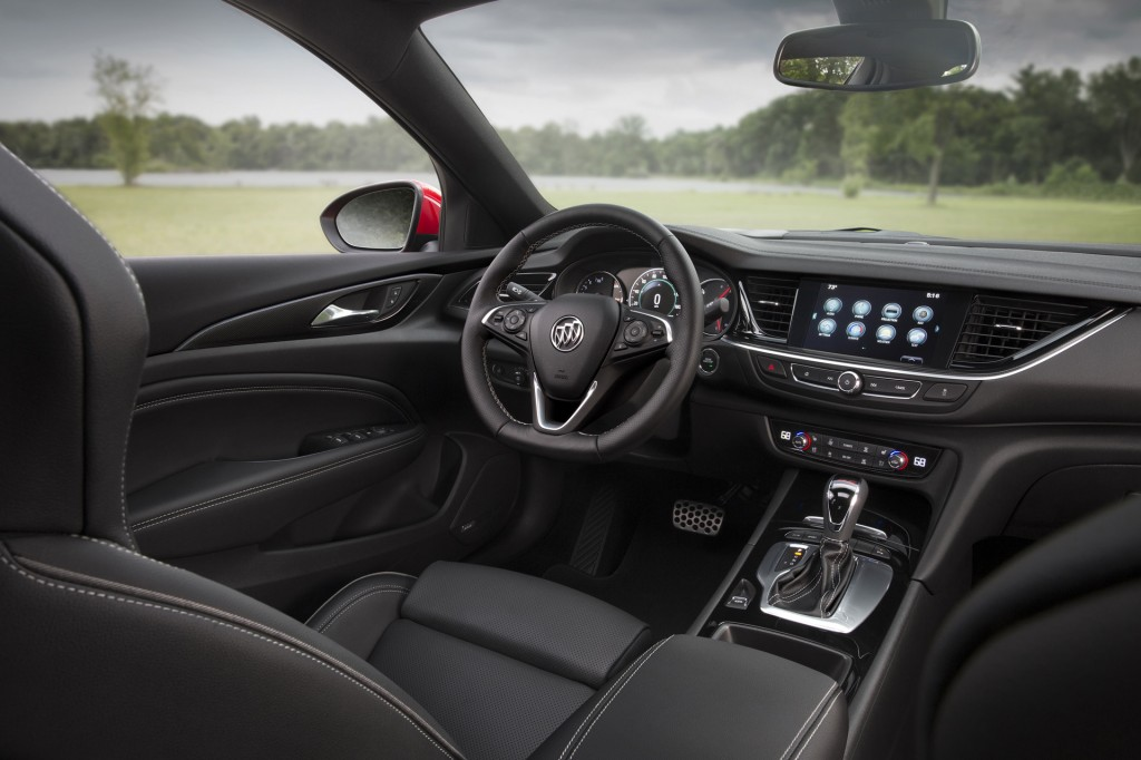 2018 Buick Regal GS first drive review: six appeal