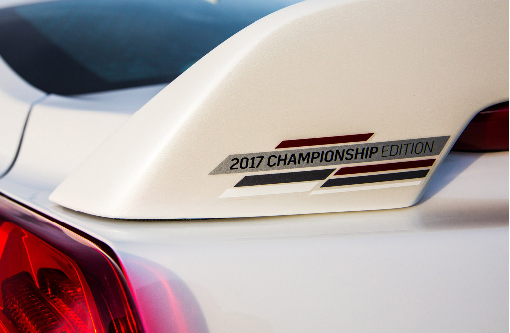 Image result for 2018 Cadillac CTS-V Championship Edition