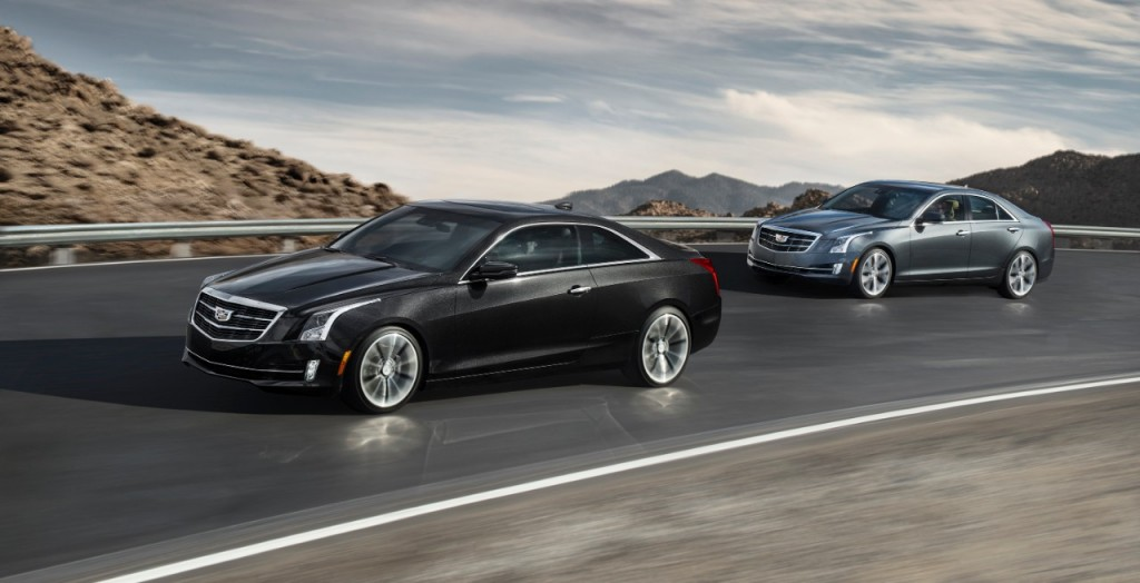 Cadillac ATS sedan won't return for 2019