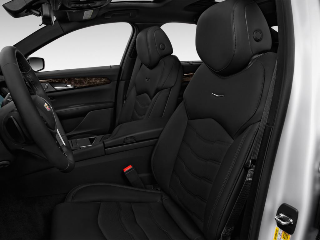image 2018 cadillac ct6 sedan 4 door sedan 2 0l turbo luxury rwd front seats size 1024 x 768. Black Bedroom Furniture Sets. Home Design Ideas