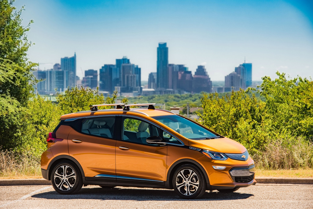 Chevrolet Bolt EV: The Car Connection's Best Hatchback to Buy 2018