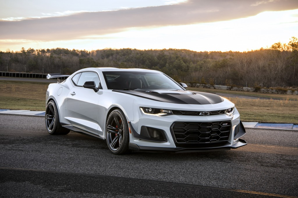 Chevrolet Camaro News : Breaking News, Photos, & Videos - The Car ...