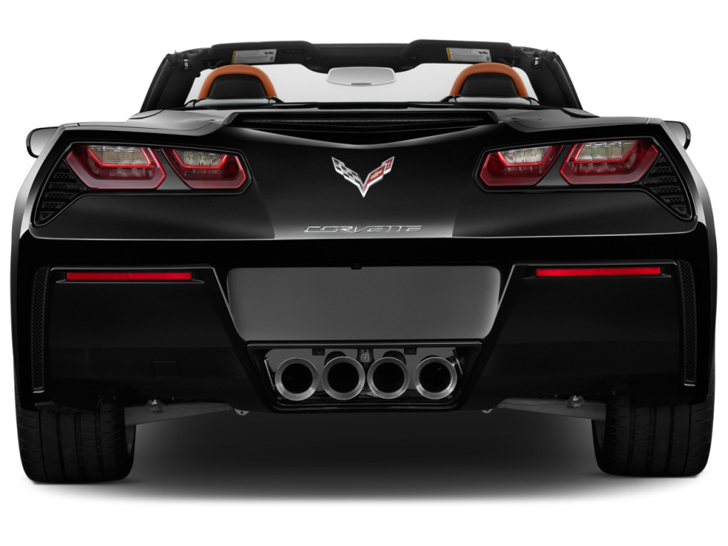 Used Nissan Altima For Sale >> Image: 2018 Chevrolet Corvette 2-door Stingray Convertible w/2LT Rear Exterior View, size: 1024 ...