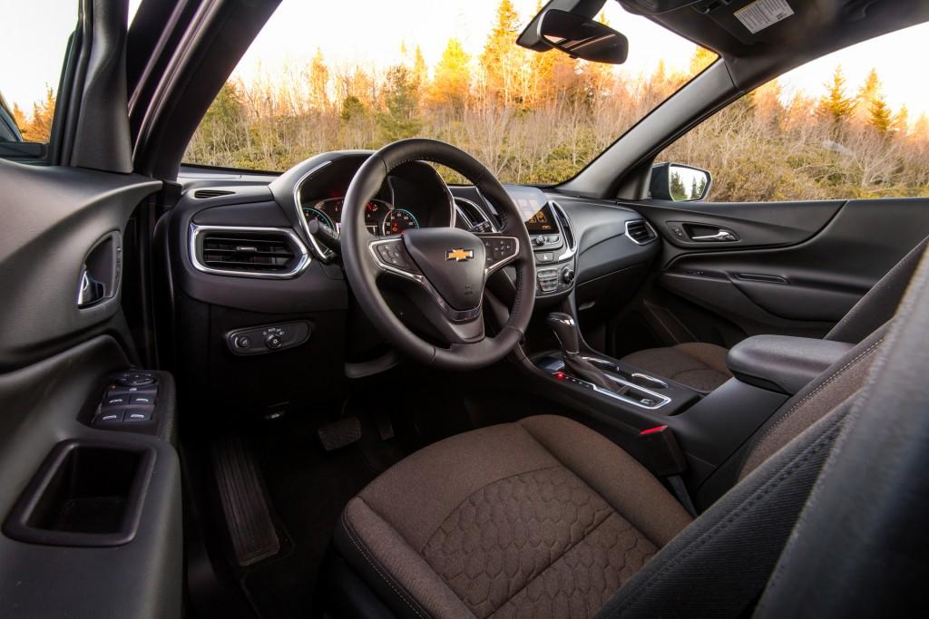 Image: 2018 Chevrolet Equinox, size: 1024 x 683, type: gif ...