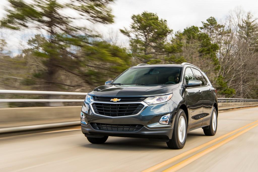 Image: 2018 Chevrolet Equinox, size: 1024 x 681, type: gif ...