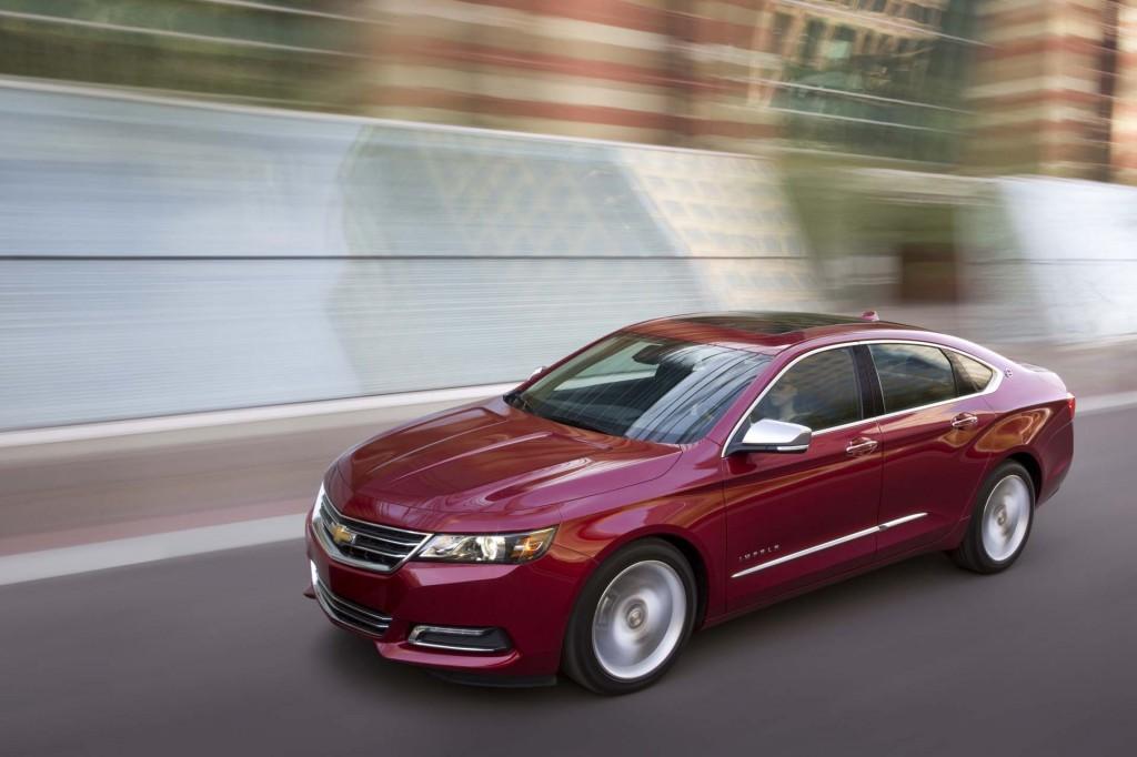 2008 chevy impala ltz 0-60