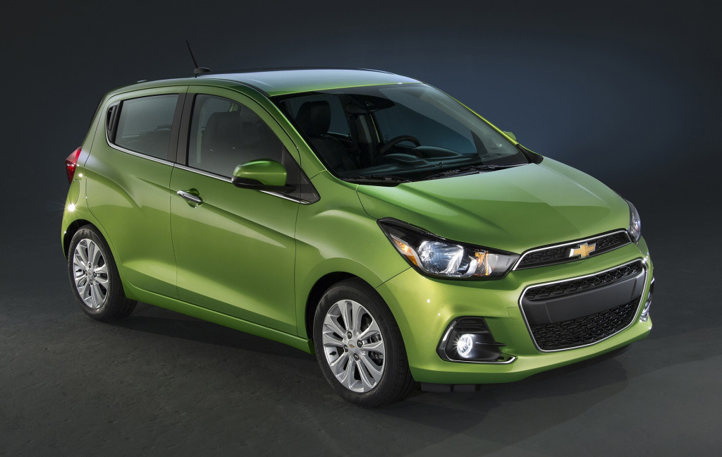 2018 Chevrolet Spark Chevy Review Ratings Specs Prices And