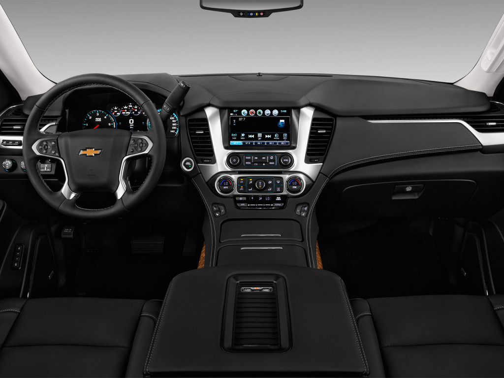 Image: 2018 Chevrolet Tahoe 4WD 4-door Premier Dashboard, size: 1024 x 768, type: gif, posted on ...